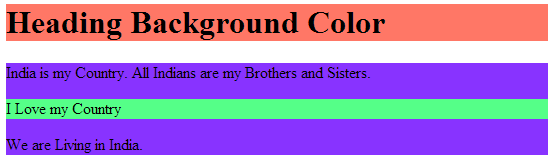 Css background styling css tutorials for Css page background color